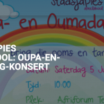 AfriForum Teater - Stadsjapies SpeelSkool - Oupa en Ouma Dag Konsert